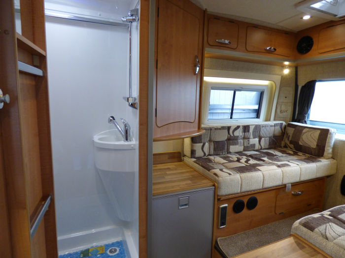 A Mid Size Campervan At 5 4 Metres An Excellent