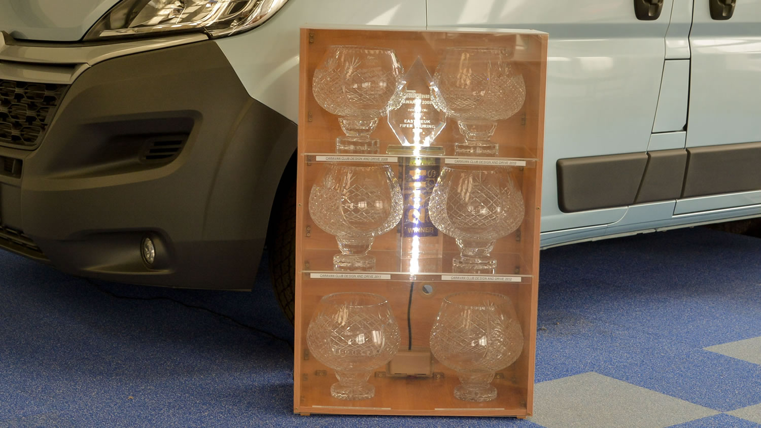 Awards cabinet