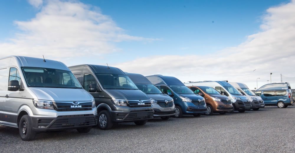 Fifer Campervan family