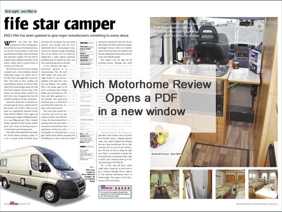 Which Motorhome review